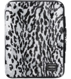 Head Porter Grey Mombasa iPad Case  Model Picutre