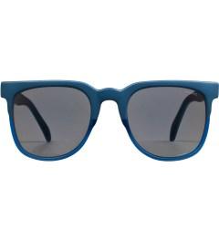 KOMONO 2 Tone Blue Riviera Sunglasses Picutre