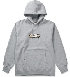 Mark McNairy for Heather Grey Wall Grey Inferior Hoodie Picutre