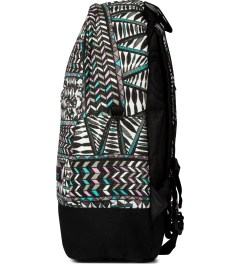 Mishka Black King Jaffe Knapsack Backpack  Model Picutre