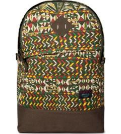Mishka Olive King Jaffe Knapsack Backpack  Picutre