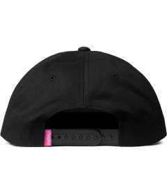 Mishka Black Death 1978 Snapback  Model Picutre