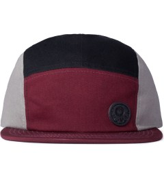 Mishka Maroon Keep Watch 5-Panel Cap  Picutre