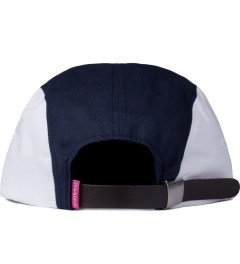Mishka Black Keep Watch 5-Panel Cap  Model Picutre