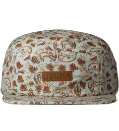 Mishka Wheat Animal Parade 5-Panel Cap  Picutre