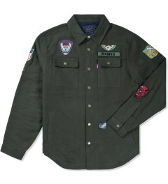 Mishka Military Green Honor Scout Jacket Picutre