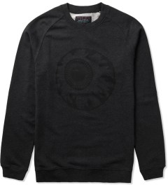 Mishka Heather Black Vintage Keep Watch Crewneck  Picutre