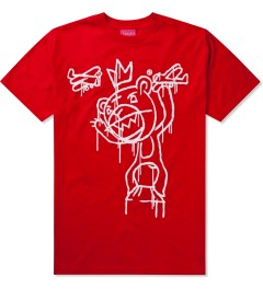 Mishka Red Kong Mop T-Shirt Picutre
