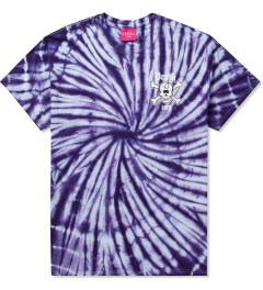 Mishka Purple Tie-dye Death 1978 T-Shirt Picutre