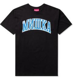Mishka Black Cyrillic Varsity II T-Shirt  Picutre