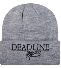 SSUR SSUR x Deadline Heather Printed Logo Beanie Picutre