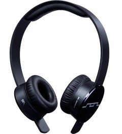 SOL REPUBLIC Black Tracks MF1 Headphone  Model Picutre
