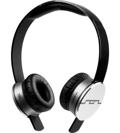 SOL REPUBLIC Black Tracks HD MF1 Headphone  Model Picutre