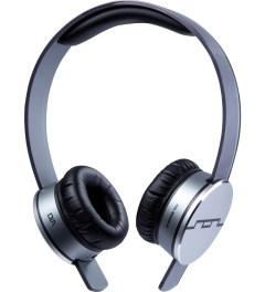 SOL REPUBLIC Grey Tracks HD MF1 Headphone  Model Picutre