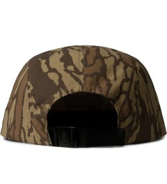 Staple Nubuck Cypress 5-Panel Cap Model Picutre