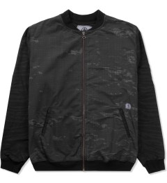 U.S. Alteration Black Multi Camo Jacket  Picutre