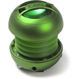 X-mini Green X-mini UNO Capsule Speaker  Picutre