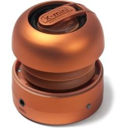 X-mini Orange X-mini MAX Capsule Speaker Picutre