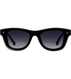 3.1 Phillip Lim Linda Farrow x 3.1 Phillip Lim PL5C2SUN Black with Grey Gradient Lens Sunglass Picutre