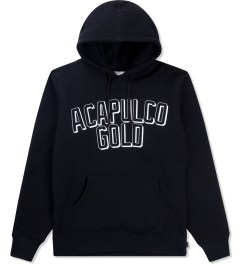 Acapulco Gold Black Shadow Pullover Hoodie Picutre
