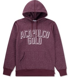 Acapulco Gold Salt & Pepper Port Shadow Pullover Hoodie Picutre