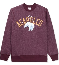 Acapulco Gold Salt & Pepper Port Siberian Sweater Picutre