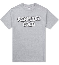 Acapulco Gold Heather Grey UP IN Smoke T-Shirt Picutre