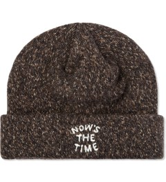 "Bedwin & The Heartbreakers Brown ""Robert"" Wool Watch Cap  Picutre"