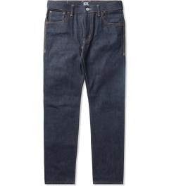 "Bedwin & The Heartbreakers Indigo ""Bud"" Skinny Fit Denim Pant Picutre"