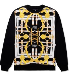 Black Scale Black Equestre Sweater  Picutre