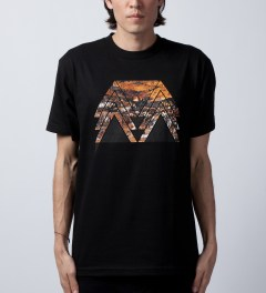 Black Scale Black Triumph T-Shirt  Model Picutre