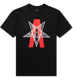 Black Scale Black Abstract Reality T-Shirt  Picutre