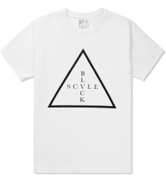 Black Scale White Addition T-Shirt  Picutre