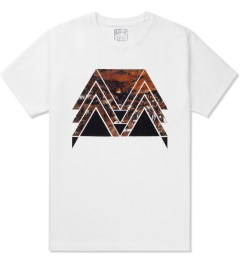 Black Scale White Triumph T-Shirt  Picutre