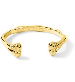 Black Scale Gold Old Bone Bracelet  Picutre