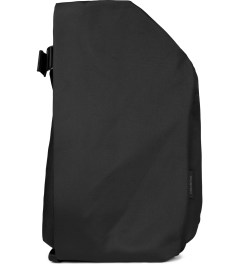 Côte&Ciel Black Isar Rucksack Memory-Tech Backpack Picutre