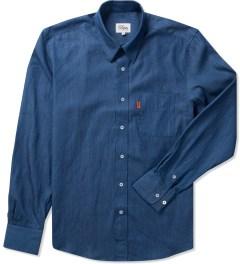 DQM Indigo F.M Denim Shirt Picutre