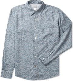 """Deluxe Grey """"Eddie"""" Shirt  Picutre"""