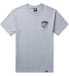 FTC Heather Grey Strike T-Shirt Picutre