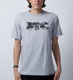 FTC Heather Grey OG Frisco T-Shirt  Model Picutre