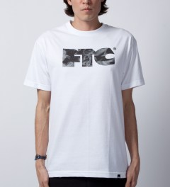FTC White OG Frisco T-Shirt  Model Picutre