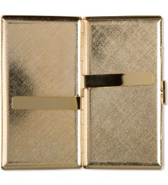 Frank Gold V.I.P Cigarette Case  Model Picutre