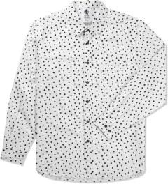 GPPR White Spade Shirt  Picutre