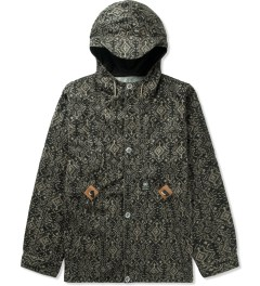 Garbstore Tan Aztec Rydal Weekend Parka  Picutre