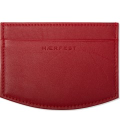 HAERFEST Red F19 Card Sleeve Picutre