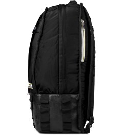 KRISVANASSCHE Black 141BA04 KV82 Hiking Backpack  Model Picutre