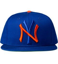 Mister Mets Mr. True NY Snapback Cap  Picutre