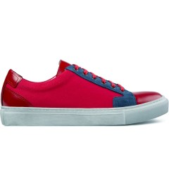 piola Red/Blue Chincha Baja Shoe Picutre