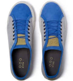 piola Blue/Grey Pisco Shoe Model Picutre