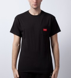 Primitive Black GFL Pocket T-Shirt  Model Picutre